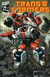 Cover for Transformers: Generation 1 (Dreamwave Productions, 2002 series) #6 [Autobot Cover]