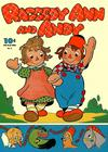 Cover for Four Color (Dell, 1942 series) #5 - Raggedy Ann and Andy