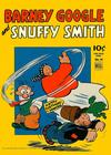 Cover for Four Color (Dell, 1942 series) #40 - Barney Google and Snuffy Smith
