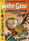 Cover for Four Color (Dell, 1942 series) #41 - Mother Goose and Nursery Rhyme Comics