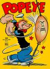 Cover for Four Color (Dell, 1942 series) #43 - Popeye