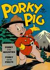Cover for Four Color (Dell, 1942 series) #48 - Porky Pig