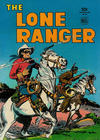 Cover for Four Color (Dell, 1942 series) #82 - The Lone Ranger