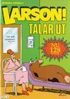 Cover for Pandora-pocket (Atlantic Förlags AB; Pandora Press, 1989 series) #6