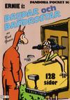 Cover for Pandora-pocket (Atlantic Förlags AB; Pandora Press, 1989 series) #10