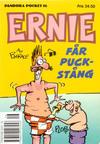 Cover for Pandora-pocket (Atlantic Förlags AB; Pandora Press, 1989 series) #16