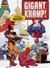 Cover for Parodi (Epix, 1990 series) #9 - Giganternas kramp!