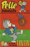 Cover for Pelle Svanslös (Semic, 1965 series) #10/1970