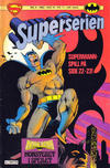 Cover for Superserien (Semic, 1982 series) #4/1983