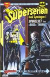 Cover for Superserien (Semic, 1982 series) #11/1983