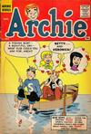 Cover for Archie (Archie, 1959 series) #121