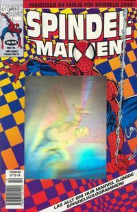 Cover Thumbnail for Spindelmannen (SatellitFörlaget, 1988 series) #19/1994