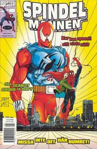Cover Thumbnail for Spindelmannen (Semic, 1997 series) #5/1997