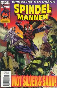 Cover Thumbnail for Spindelmannen (Semic, 1997 series) #6/1997