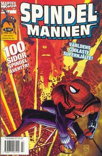 Cover Thumbnail for Spindelmannen (Semic, 1997 series) #7/1997