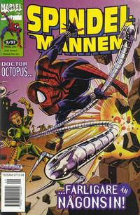 Cover Thumbnail for Spindelmannen (Semic, 1997 series) #9/1997