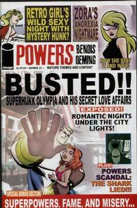 Cover for Powers (Image, 2000 series) #14