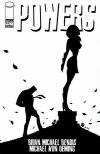 Cover Thumbnail for Powers (Image, 2000 series) #20