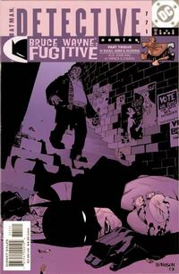 Cover Thumbnail for Detective Comics (DC, 1937 series) #771 [Direct Sales]