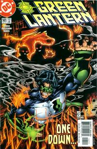 Cover Thumbnail for Green Lantern (DC, 1990 series) #141
