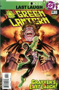 Cover Thumbnail for Green Lantern (DC, 1990 series) #143 [Direct Sales]