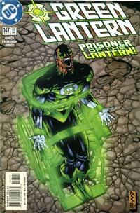 Cover Thumbnail for Green Lantern (DC, 1990 series) #147