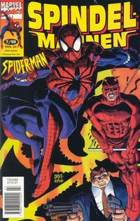 Cover Thumbnail for Spindelmannen (Egmont, 1997 series) #7/1998
