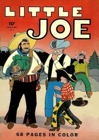 Cover for Four Color (Dell, 1942 series) #1 - Little Joe