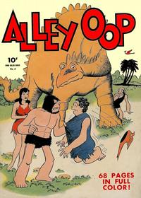 Cover Thumbnail for Four Color (Dell, 1942 series) #3 - Alley Oop