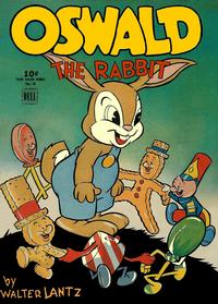 Cover Thumbnail for Four Color (Dell, 1942 series) #39 - Oswald the Rabbit