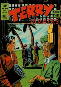 Cover Thumbnail for Four Color (Dell, 1942 series) #44 - Terry and the Pirates