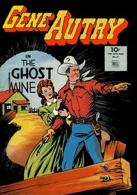 Cover Thumbnail for Four Color (Dell, 1942 series) #47 - Gene Autry
