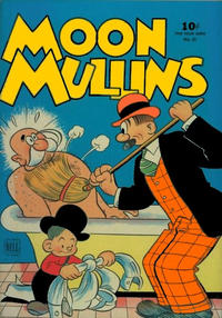 Cover Thumbnail for Four Color (Dell, 1942 series) #81 - Moon Mullins