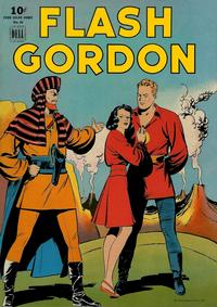 Cover Thumbnail for Four Color (Dell, 1942 series) #84 - Flash Gordon