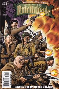 Cover Thumbnail for Adventures in the Rifle Brigade (DC, 2000 series) #1
