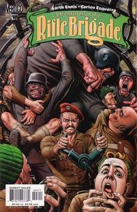 Cover Thumbnail for Adventures in the Rifle Brigade (DC, 2000 series) #3