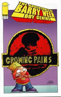 Cover Thumbnail for The Adventures of Barry Ween, Boy Genius (Image, 1999 series) #2