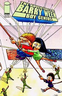Cover Thumbnail for The Adventures of Barry Ween, Boy Genius (Image, 1999 series) #3
