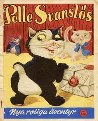 Cover Thumbnail for Pelle Svanslös (Folket i Bild, 1944 series) #1946