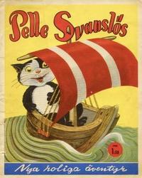 Cover Thumbnail for Pelle Svanslös (Folket i Bild, 1944 series) #1947