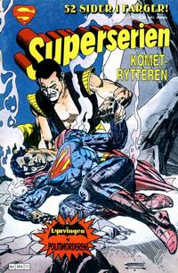 Cover Thumbnail for Superserien (Semic, 1982 series) #11/1984