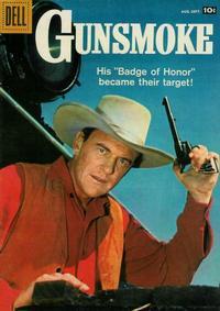 GCD :: Issue :: Gunsmoke #10