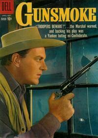 Cover Thumbnail for Gunsmoke (Dell, 1957 series) #14