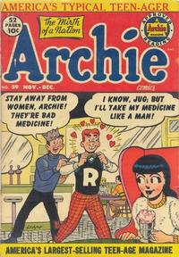 Cover Thumbnail for Archie Comics (Archie, 1942 series) #59
