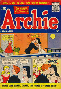 Cover Thumbnail for Archie Comics (Archie, 1942 series) #80