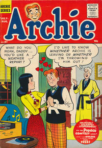 Cover Thumbnail for Archie Comics (Archie, 1942 series) #87