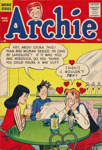 Cover Thumbnail for Archie Comics (Archie, 1942 series) #91