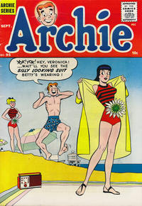 Cover Thumbnail for Archie Comics (Archie, 1942 series) #95