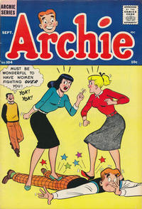 Cover Thumbnail for Archie (Archie, 1959 series) #104