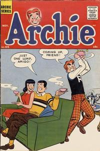 Cover Thumbnail for Archie (Archie, 1959 series) #105